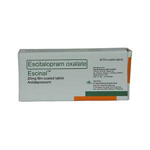 ESCITALOPRAM-OXALATE