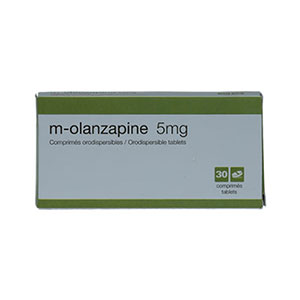 M-OLANZAPINE-5MG