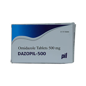 ORNIDAZOLE-TABLETS
