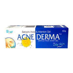Acnederma-gel