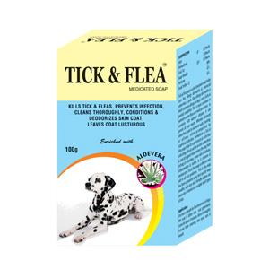 Tick-flea