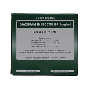 DIAZEPAM-INJECCOE-BP