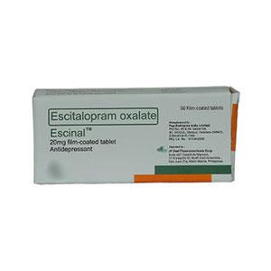ESCITALOPRAM-OXALATE-ESCINAL